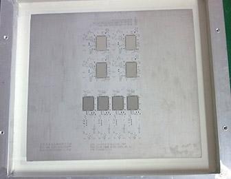 东莞纳米钢网生产