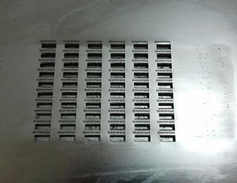 纳米钢网加工