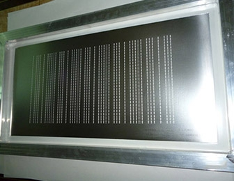 广州SMT纳米钢网生产
